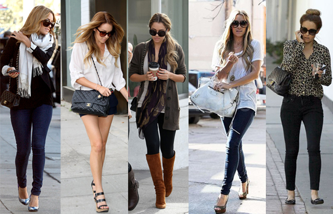 celebrity style lauren conrad fashion amp the lifestyle