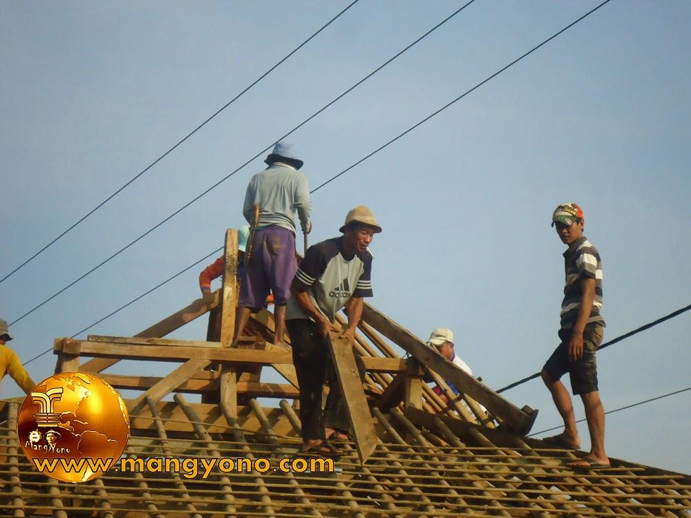 Renovasi Mesjid Assyafa'ah, Pagaden Barat, Subang