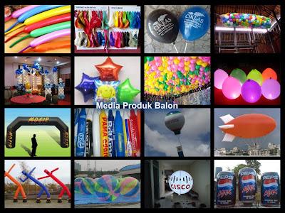 Balloon productions murah