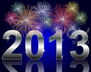 Happy New Year 2013 Wallpapers Collections