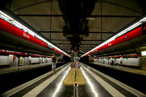 Dicas de Barcelona - metrô de Barcelona