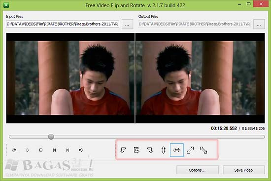Free Video Flip and Rotate 2.1.7.430 2