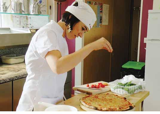 Passion tambouille pizza stellina a salon de provence for Livraison pizza salon de provence
