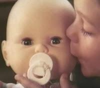 Propaganda da Boneca Bebezinho, da Estrela. Campanha veiculada no final dos anos 70.