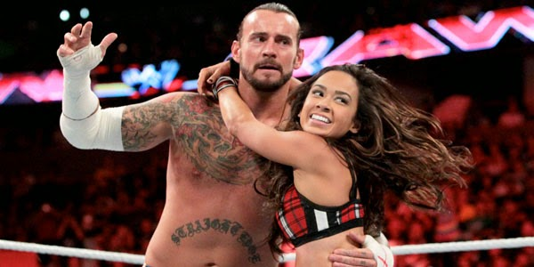​News » CM Punk & AJ Lee Married Yesterday - Details