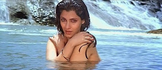Dimple Kapadia hot