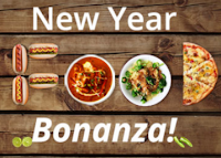 (Last Day) Paytm New Year Food Bonanza  Upto 100% Cashback on Food and Drink : BuyToEarn