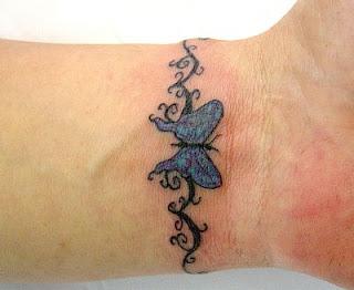 Tatuagens femininas delicadas 4