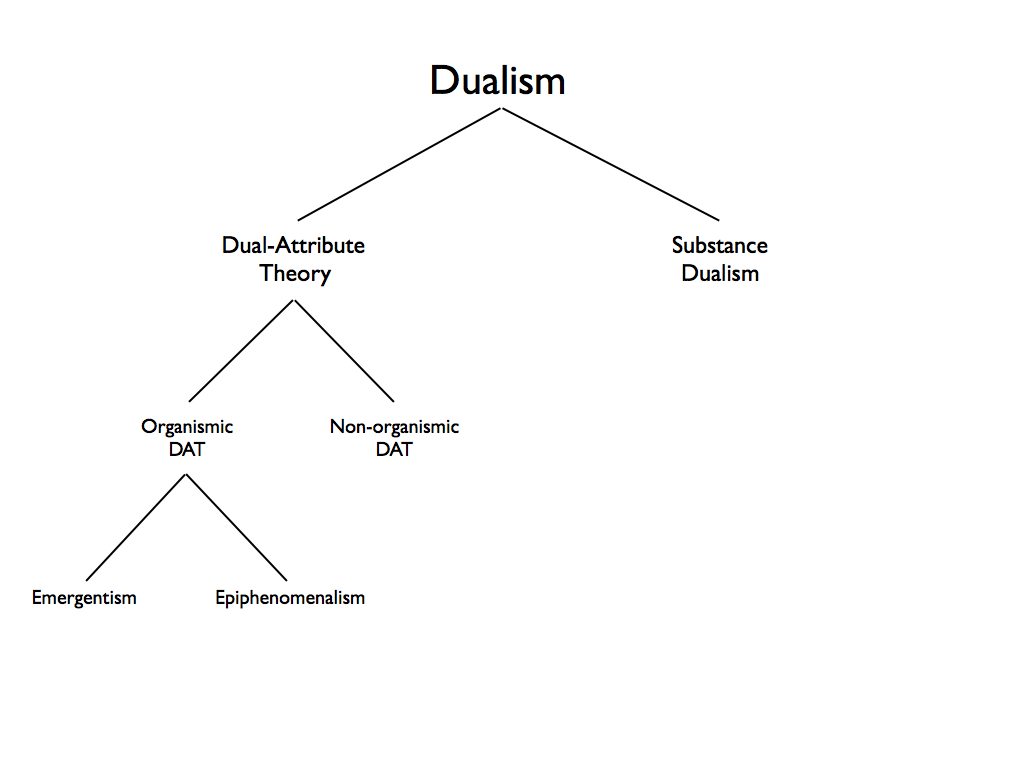 monism vs dualism In pantheism: monism, dualism, or pluralism philosophies are monistic if they show a strong sense of the unity of the world, dualistic if they stress its twoness.