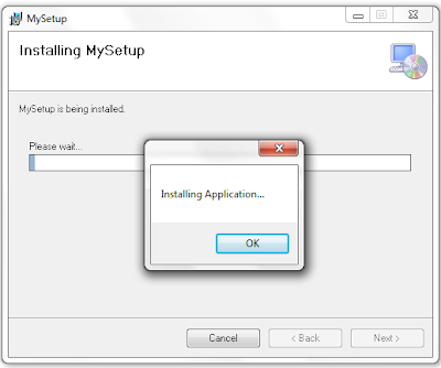 Installing Application