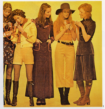 Lovetheseventies Early 70 39 S Women 39 S Fashion