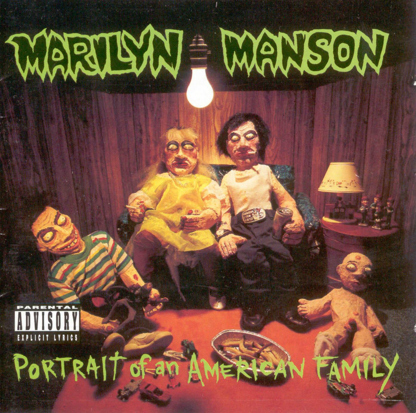 marilyn manson discografia download mega
