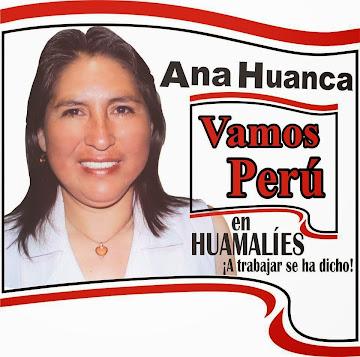 ANA HUANCA GABRIEL