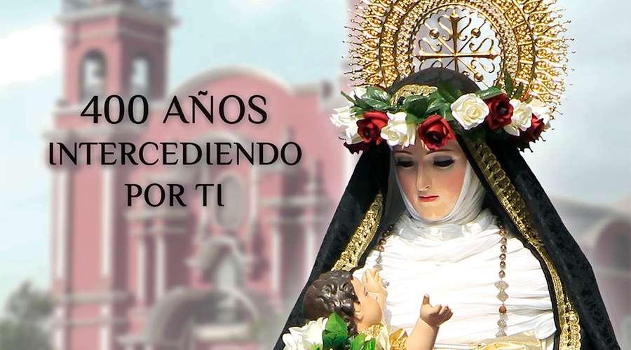 Visita Reliquia de Sta. Rosa de Lima