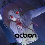 Female Supernatural Vampire Action anime