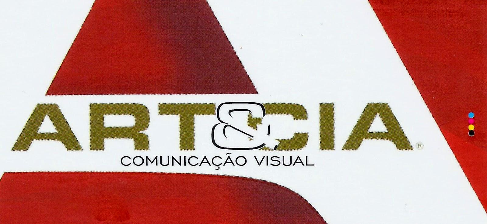 ART & CIA COMUNICAÇÃO VISUAL Rua. Onze de Agosto, 1217 Centro - Tatuí - SP e-mail: arteciamarcelo@hotmail.com tel: (15) 3259-6761 / 99715-8564