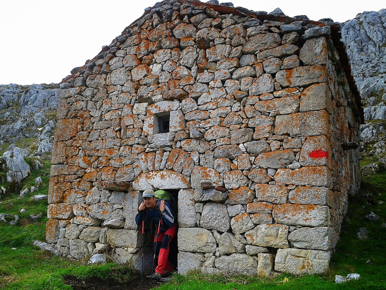 Cabaña Grosea