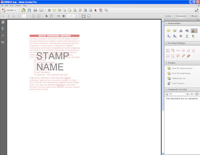 how to add custom stamps to adobe accrobat
