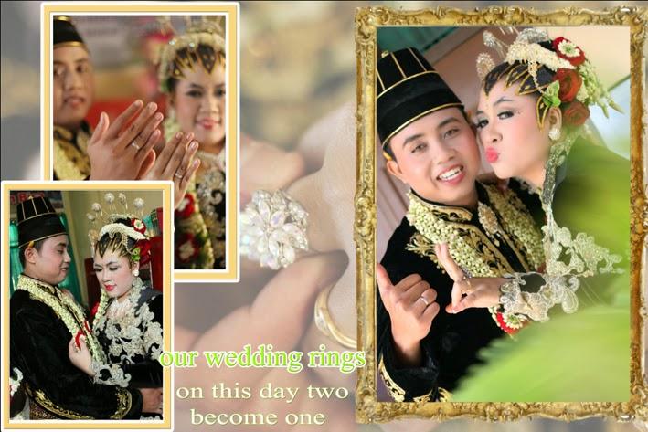 paket foto dan wedding clip di jogja dengan gaun pengantin adat jawa tengah