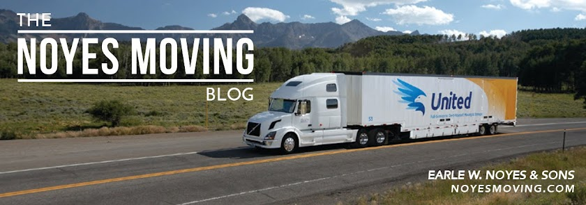 The Noyes Moving Blog