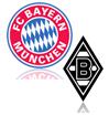 Live Stream FC Bayern München - Mönchengladbach
