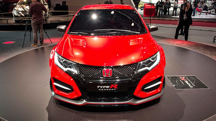 Honda Civic Type R Terbaru 2015