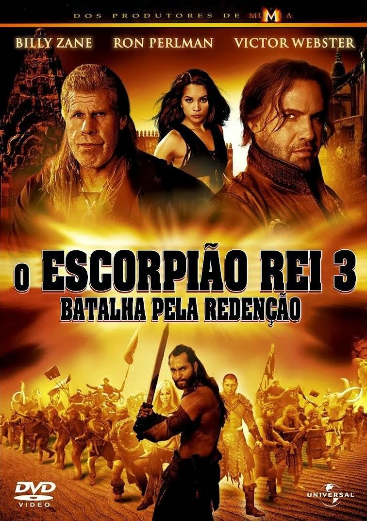 O Escorpião Rei 3: Batalha pela Redenção – Dublado (2012)