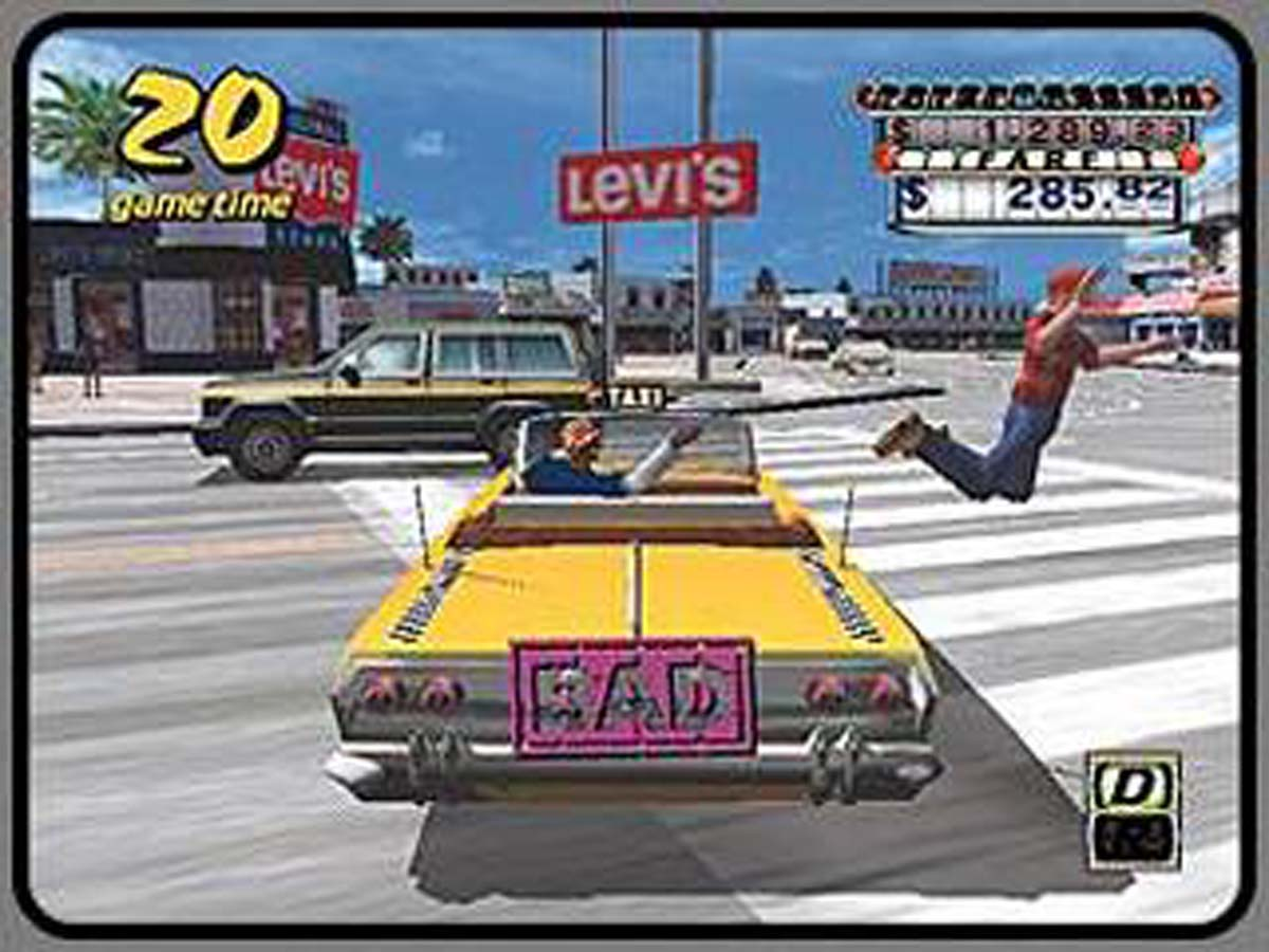 crazy taxi 3 full version free pc