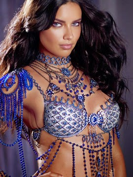 Victoria's Secret Fantasy Bra Fashion Show 2014 Adriana Lima