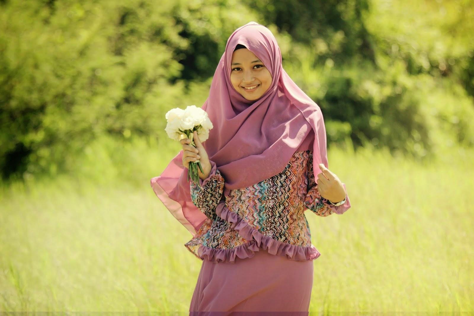 wanita, hijab, muslimah