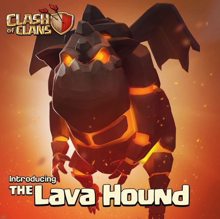 Dark Troop: Lava Hound