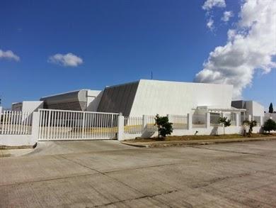 Globe Containerized Data Center Facility