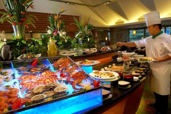 restaurant jianguo hotel