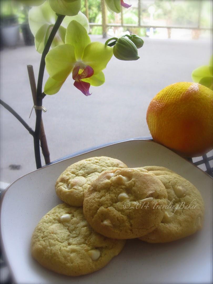 orange julius cookies