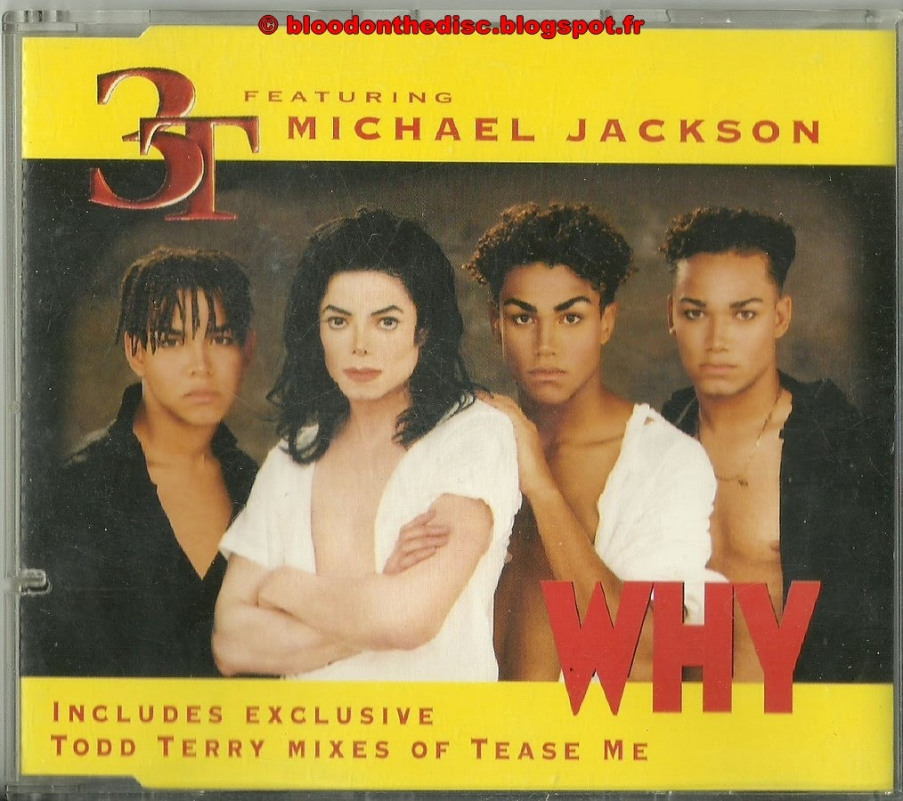 Why Maxi CD Single Cover