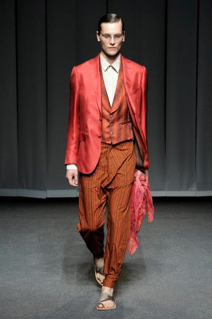 Etro Spring-Summer 2013 Menswear Photo 6