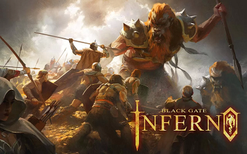 Black Gate : Inferno ARMv6-7 APK v1.1.0