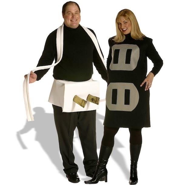 Kostum Couple Halloween