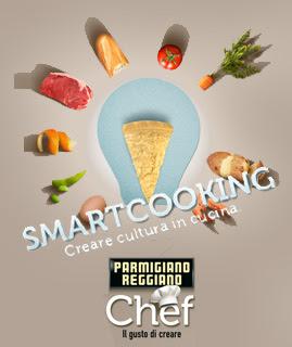 """Partecipo a Smartcooking """"Creare cultura in cucina"""""""