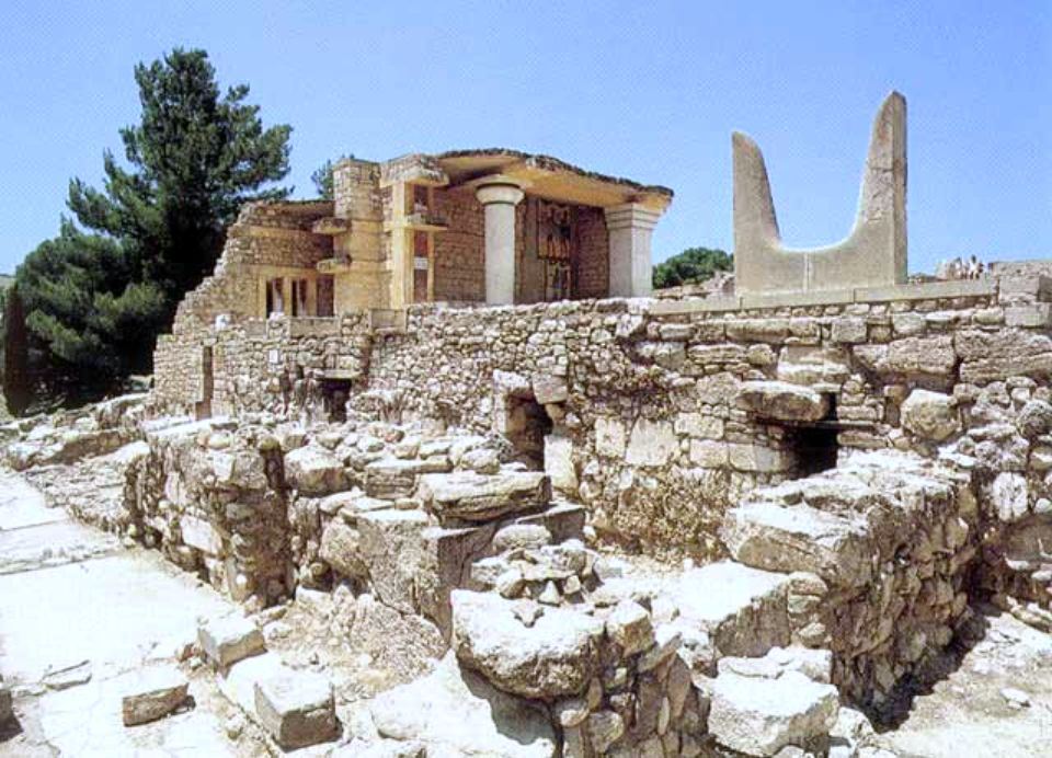 Knossos archaeological sites to be integrated as open ...