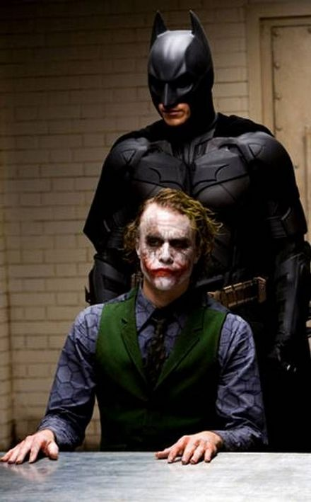 a character analysis of the joker in the dark knight by christopher nolan A couple weeks ago we got the chance to sit down with christopher nolan to discuss his new film the dark knight  a character christopher nolan:  joker was an .