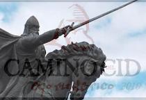 Camino del Cid 2010 llegada a Alcolea del Pinar y primera etapa VIDEO