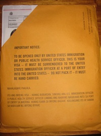 k1 visa approved - I 129f Cover Letter