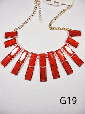 kalung aksesoris wanita g19