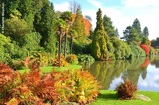 The Galloping Gardener Gardens for all seasons Sheffield Park