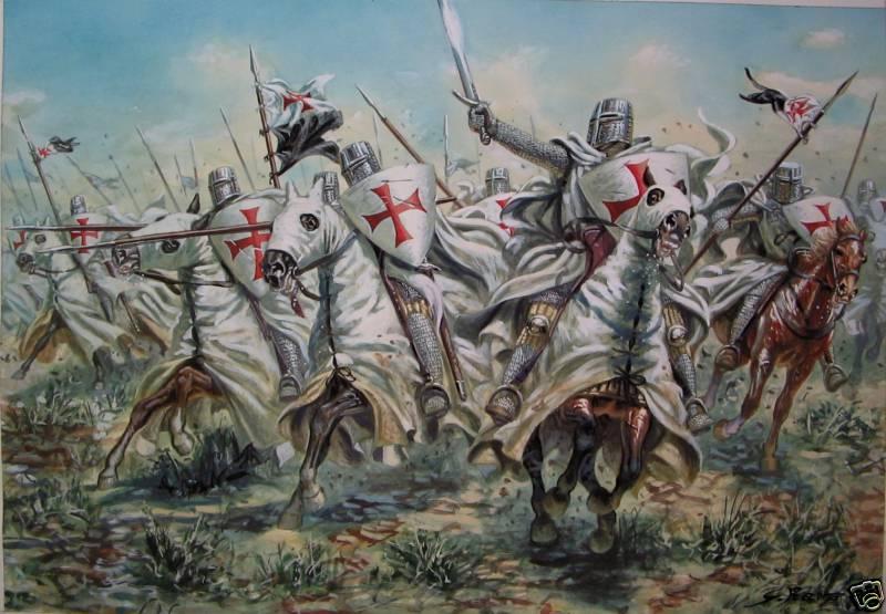 Las Cruzadas (primera parte)