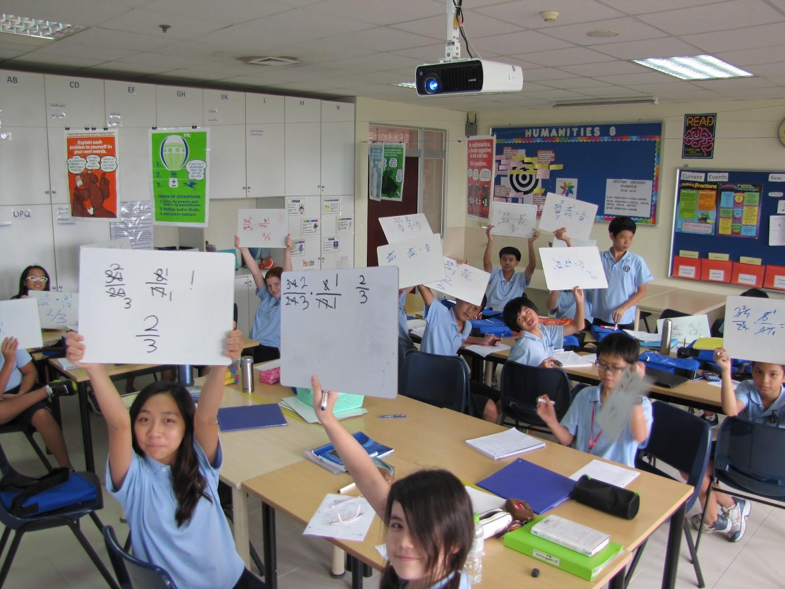 Modern Math Classroom ~ Formative assessment ideas for the math classroom