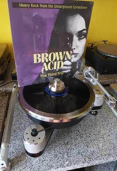 Vinyl Of The Day (sponsored by Clearaudio)