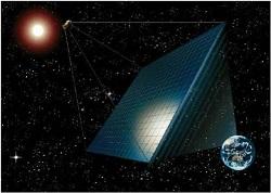 O futuro da energia: Painéis solares espaciais poderão enviar energia via microondas