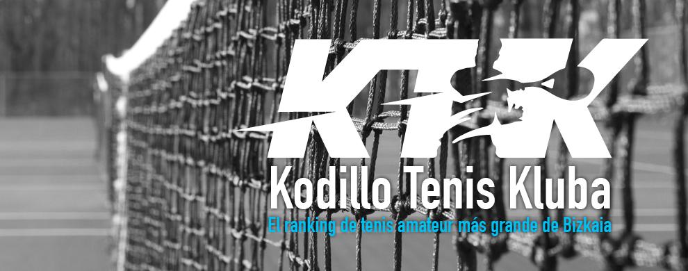 RANKING TENIS BIZKAIA - El ranking de tenis amateur más grande de Bizkaia by Kodillo Tenis Kluba